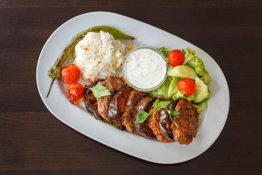 Melanzani Kebab