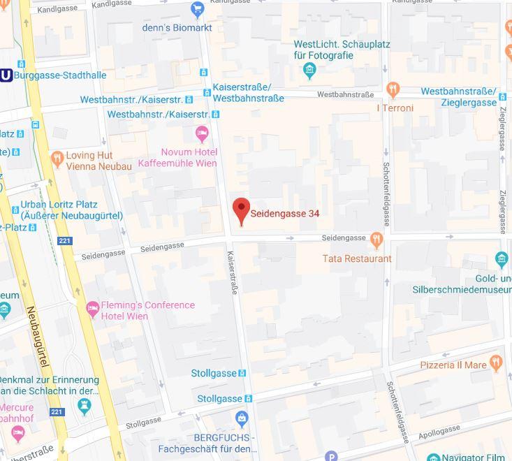 Maps Gundis Cafe & Restaurant 1070