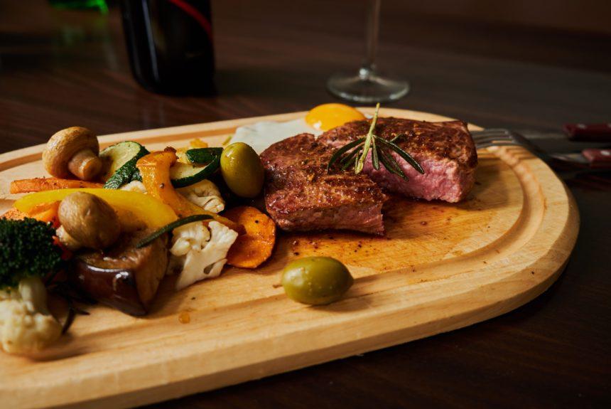 Bio Beef Steak