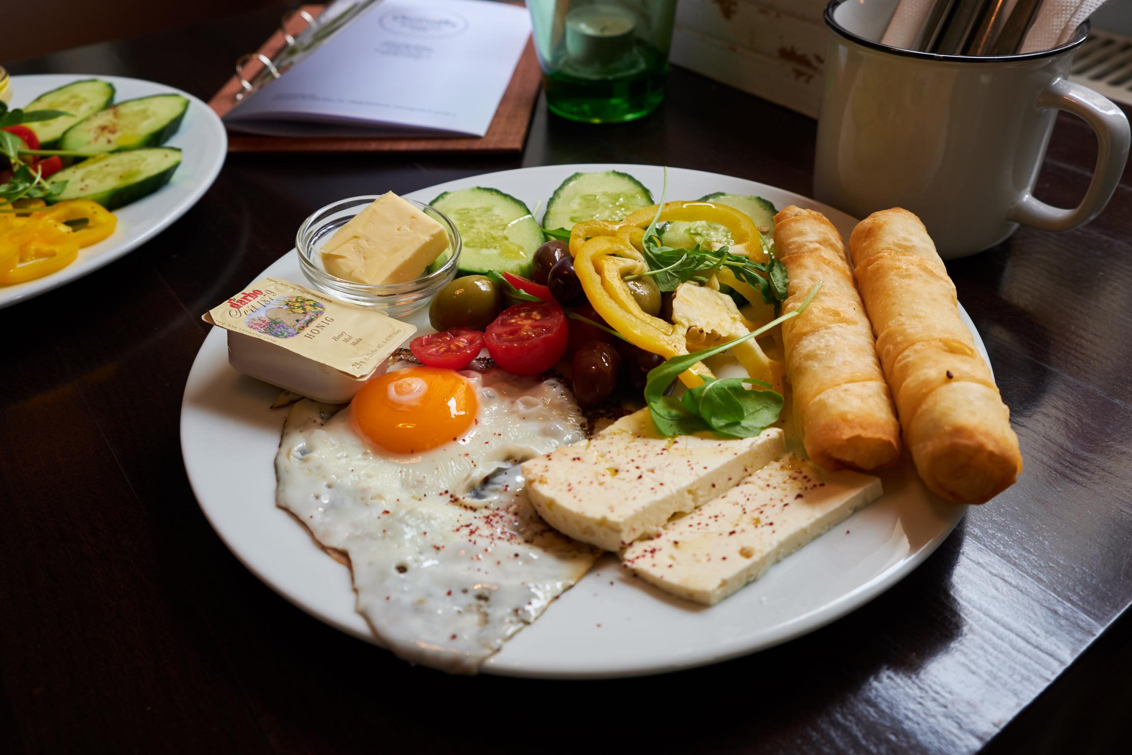 Orientalisches Frühstück