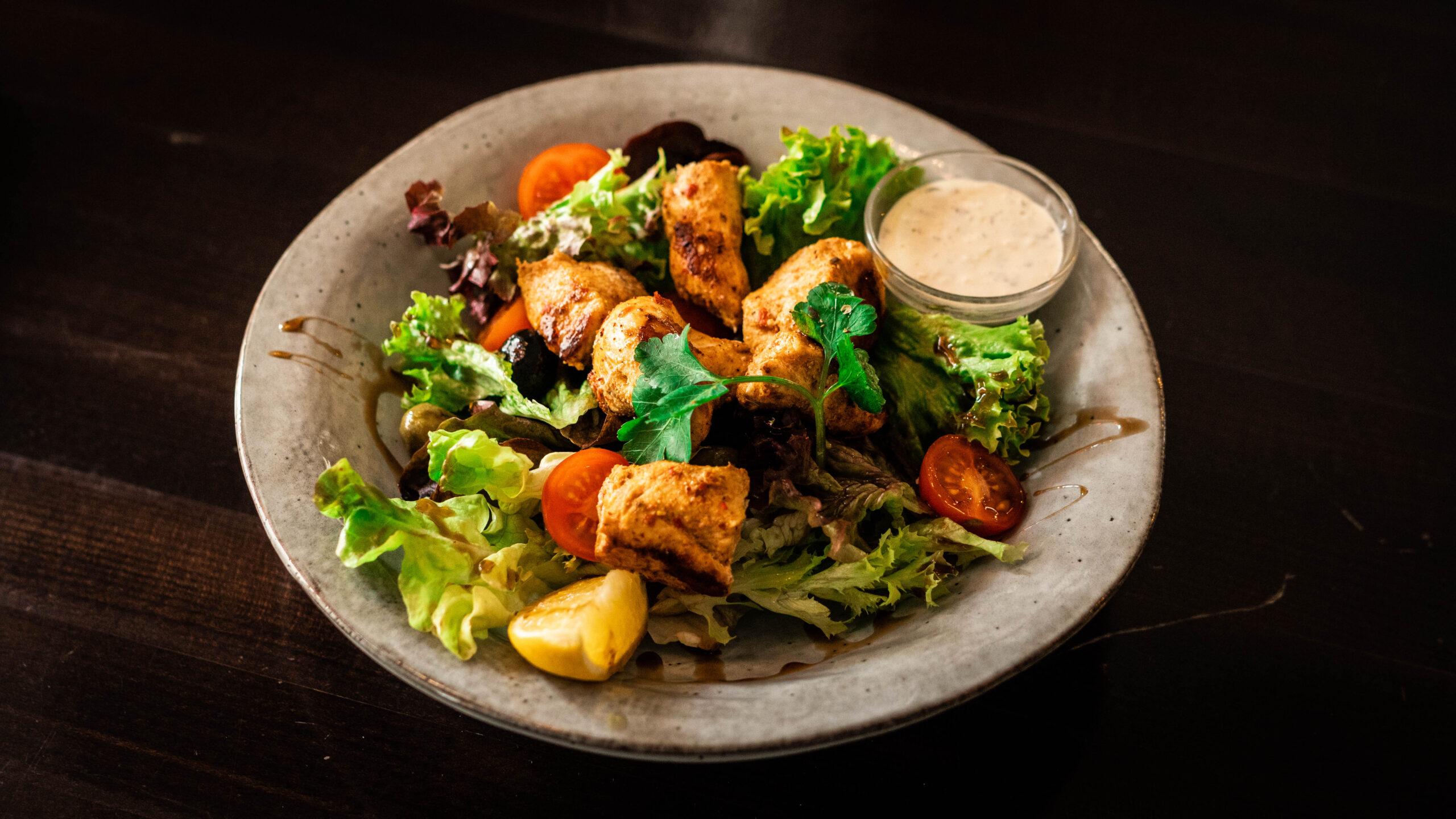 Gundis Salat